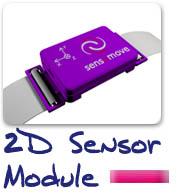 Sensbalance 2D Sensor